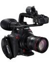 Camera Cinema Profesionala Canon EOS C100 Mark II cu Obiectiv Canon 24-105mm f/4 L IS USM