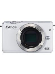 Aparat Foto Mirrorless Canon EOS M10 Body, Alb