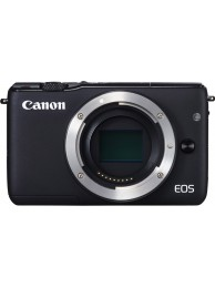 Aparat Foto Mirrorless Canon EOS M10 Body, Negru