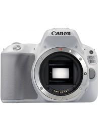 Aparat Foto Canon EOS 200D Body, Alb + CashBack Canon 230 Lei