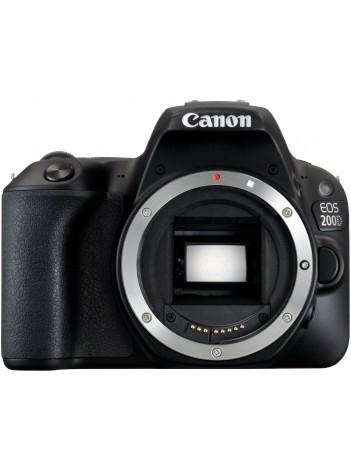 Aparat Foto Canon EOS 200D Body