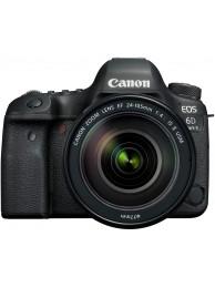 Aparat Foto Canon EOS 6D Mark II cu Obiectiv Canon EF 24-105mm f/4 L IS II USM