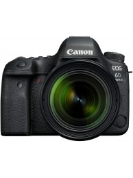 Aparat Foto Canon EOS 6D Mark II cu Obiectiv Canon EF 24-70mm f/4 L IS USM