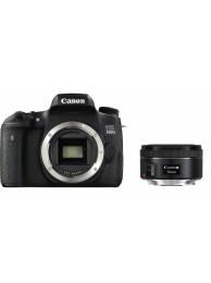 Canon EOS 760D Body cu Obiectiv 50mm F1.8 STM