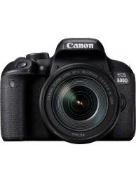 Canon EOS 800D cu Obiectiv 18-135mm f/3.5-5.6 IS USM Nano