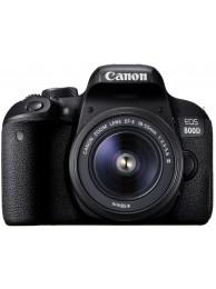 Canon EOS 800D cu Obiectiv 18-55mm f/3.5-5.6 DC III