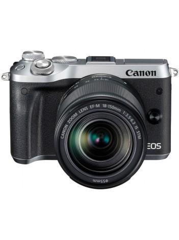 Canon EOS M6, Gri cu Obiectiv 18-150mm