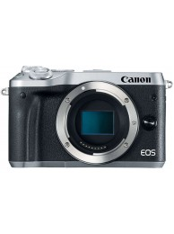 Canon EOS M6, Gri, Body