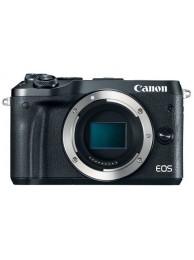 Canon EOS M6, Negru, Body