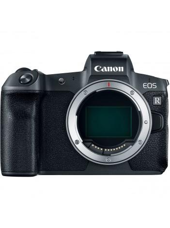 Aparat Foto Mirrorless Canon EOS R Body + Inel Adaptor