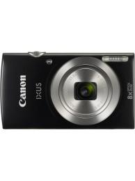 Aparat Foto Compact Canon iXUS 185, 20 MPx, Zoom Optic 8x, Negru