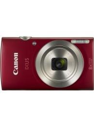 Aparat Foto Compact Canon iXUS 185, 20 MPx, Zoom Optic 8x, Rosu
