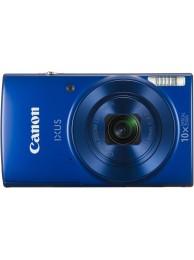 Aparat Foto Compact Canon iXUS 190, 20 MPx, Zoom Optic 10x, WiFi / NFC, Albastru