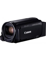 Camera Video Canon LEGRIA HF R87, 1080p, Zoom Optic 32x, WiFi, NFC, 16 GB Memorie, Streaming si Comanda la Distanta, Negru