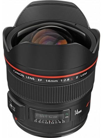 Obiectiv Canon EF 14mm f/2.8L II USM - Wide Angle