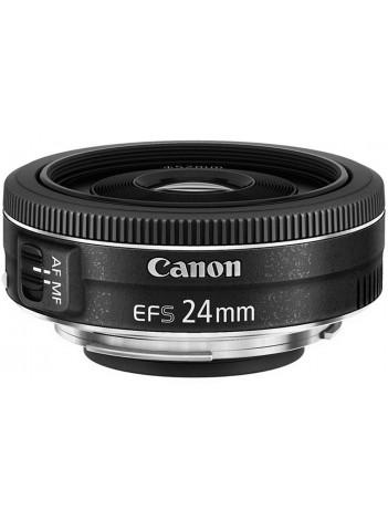 Obiectiv Canon EF-S 24mm f/2.8 STM