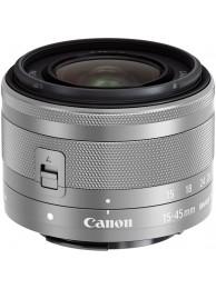 Obiectiv Canon EF-M 15-45mm f/3.5-6.3 IS STM, Gri - Standard Zoom
