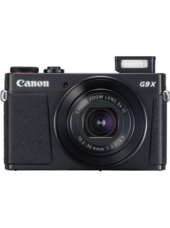 Canon PowerShot G9X Mark II, Negru