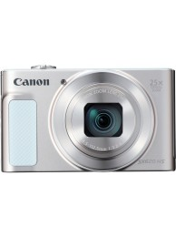 Aparat Foto Canon PowerShot SX620 HS, 20 MPx, Video 1080p, Zoom Optic 25x, Wireless, Alb