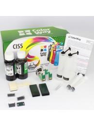Sistem CISS ColorWay pentru Epson K101/201/301 fara cerneala
