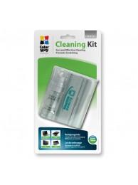 ColorWay CW-4111 Kit de Curatare Compact, include Microfibra si Lichid
