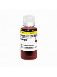 Cerneala ColorWay pentru Canon CLI-526/551 Yellow CW450Y 100 ml/Recipient