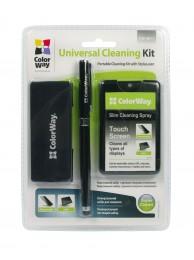ColorWay CW-4811 Kit de Curatare cu Stylus pentru Dispozitive cu Ecran capacitiv