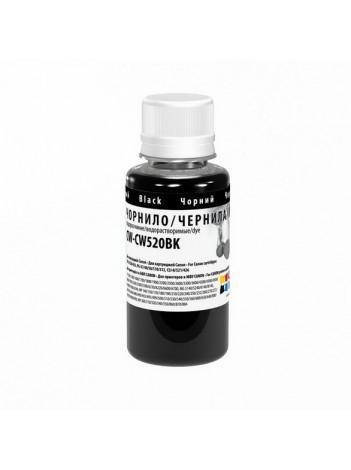 Cerneala ColorWay Canon PG-510/PGI-520 Black CW520BK 100 ml/Recipient