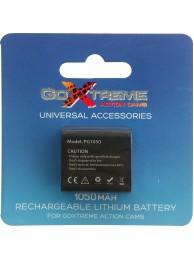 Baterie GoXtreme Rallye, Endurance, Discovery, Enduro, Pioneer, 1050 mAh