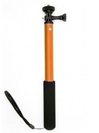 Selfie Stick GoXtreme X-Tender, Portocaliu
