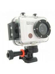 Camera Video de Actiune GoXtreme Power Control (Impact), Full HD, 12 MPx, cu Telecomanda tip Bratara (Include 4 Accesorii)