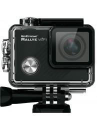 Camera Video Sport GoXtreme Rallye WiFi, 1080p, Wireless, Negru (Include 6 Accesorii)