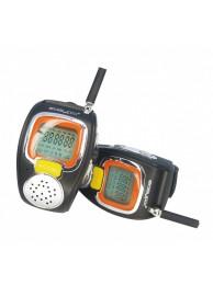 Statie radio OkiDoki cu Functie Ceas, Raza de functionare de pana la 6 Km