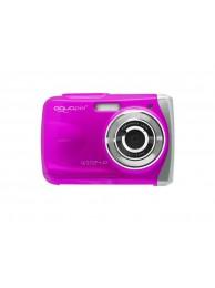 Camera Foto Subacvatica EasyPix W1024 Splash, 16 MPx, Roz, Kit