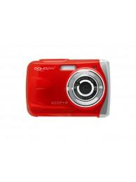 Camera Foto Subacvatica EasyPix W1024 Splash, 16 MPx, Rosu