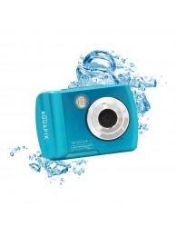 Camera Foto Subacvatica EasyPix W2024 Splash, 16 MPx, Albastru