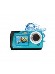 Camera Foto Subacvatica EasyPix W3048 Edge, 16 MPx, Albastru