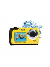 Camera Foto Subacvatica EasyPix W3048 Edge, 16 MPx, Galben