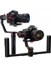 KIT Sistem de Stabilizare Gimbal 3 Axe cu Maner Feiyu A2000 pentru Mirrorless si DSLR + Doua Manere Laterale