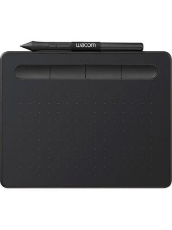 Tableta grafica Wacom Intuos S, Negru