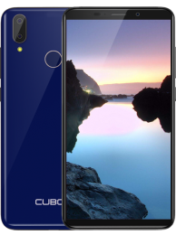 "Telefon Mobil CUBOT J7, 5.7"", 2+16GB, Android 9, Albastru +Husa +Folie"