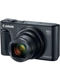 Aparat Foto Compact Canon PowerShot SX740 HS 20.3MP Negru