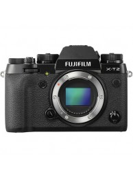 Aparate foto Mirrorless FUJIFILM X-T2 Body, Negru