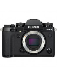 Aparate foto Mirrorless FUJIFILM X-T3 Body, Negru