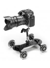 Genesis Pro Skater Sistem cu Rotile pentru Fotografiere sau Filmare cu o Miscare Fluida