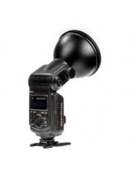 Kit Blitz de Mare Putere Genesis Reporter 360 (Godox AD360), cu Acumulator Extern 4500mAh, GN 80, 360Ws