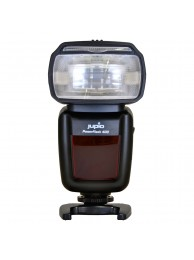 Blitz Manual Jupio PowerFlash 400, GN40, 2.4GHz (include TRIGGER wi-fi) pentru Nikon/Canon/Pentax/Fuji/Sony/Olympus, Garantie 3 ANI