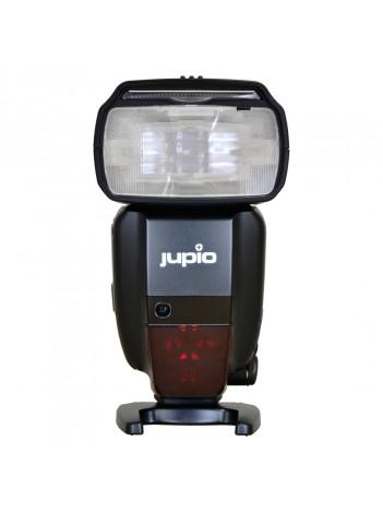 Blitz e-TTL Jupio PowerFlash 600, GN60, HSS, Transmisie Radio pentru Canon, Garantie 3 ANI