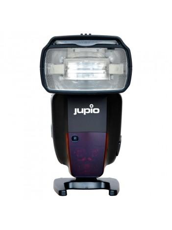 Blitz i-TTL Jupio PowerFlash 600, GN60, HSS, Transmisie Radio pentru Nikon, Garantie 3 ANI