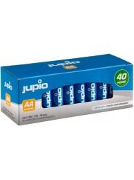 Baterii Alkaline Jupio AA, LR6, 40 bucati VPE-10